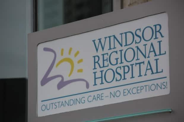 Windsor Regional Hospital will accept dozens of patients from the GTA in the coming week. (Sanjay Maru/CBC - image credit)