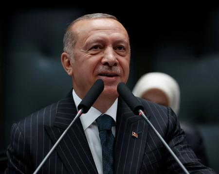 Syrians returning home to reach one million once safe zone created: Erdogan