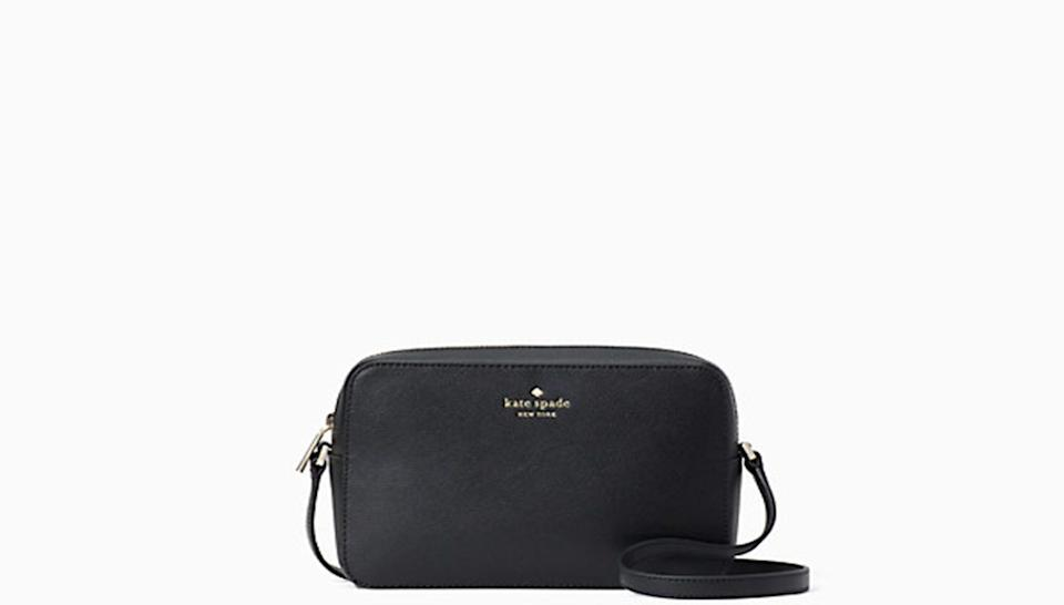 You'll be carrying this classy bag every day.