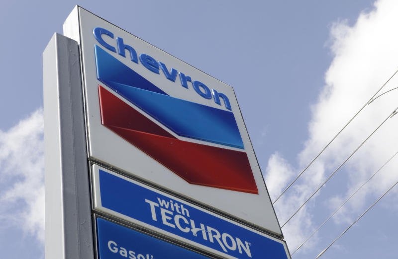 Chevron sticks with oil. And it pays off.