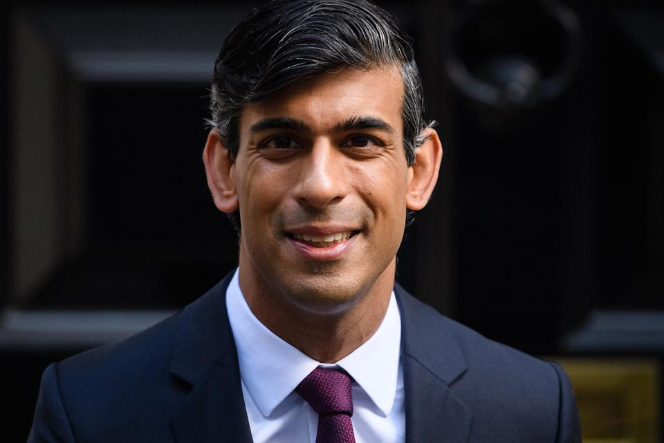 Chancellor Rishi Sunak announced the replacement scheme as part of his Winter Economy Plan. Photo: Leon Neal/Getty Images