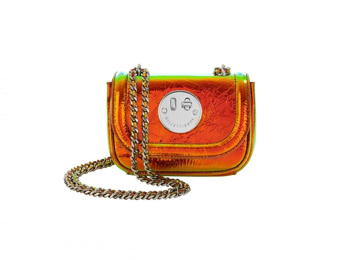 "<p></p><p><a rel=""nofollow"" href=""https://www.hillandfriends.com/handbags/happy-tweency-chain-happy-disco/"">Hill & Friends, £450</a> </p><p></p>"