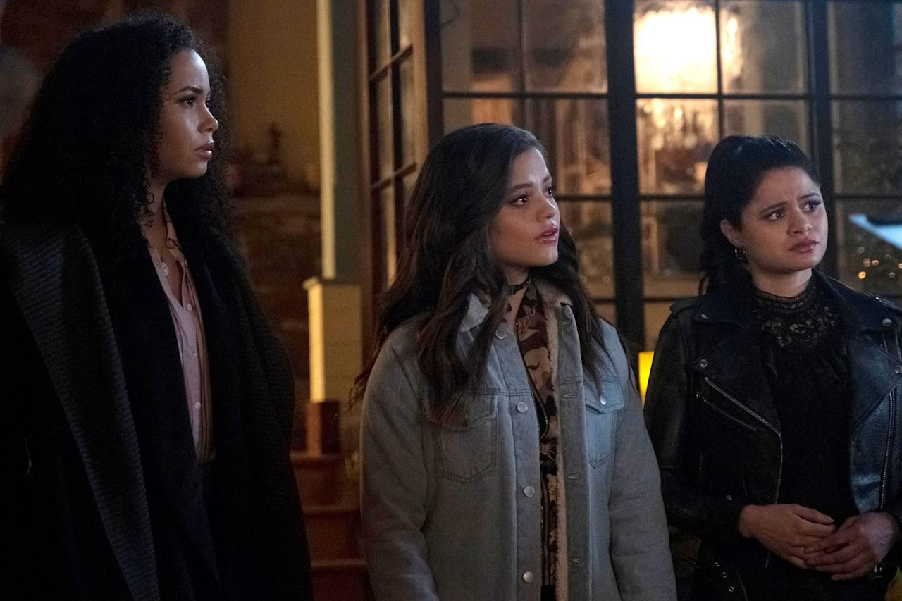 <p>The <strong>Charmed</strong> reboot, currently airing on The CW, features plenty of kickass women taking down supernatural monsters of all kinds, which should be a natural fit for <strong>Buffy</strong> fans.</p>