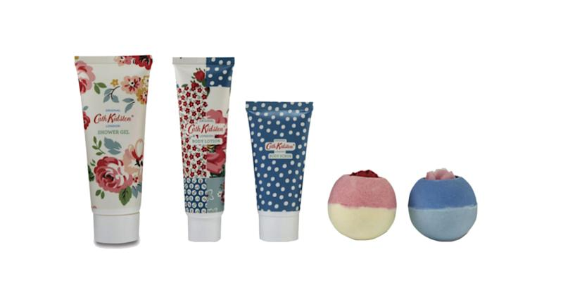 Pamper Tin Gift Set
