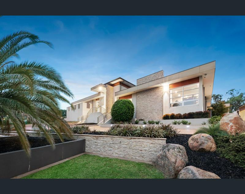 The home has an indicative price range of $4 million to $4.4 million. Image: Ray White