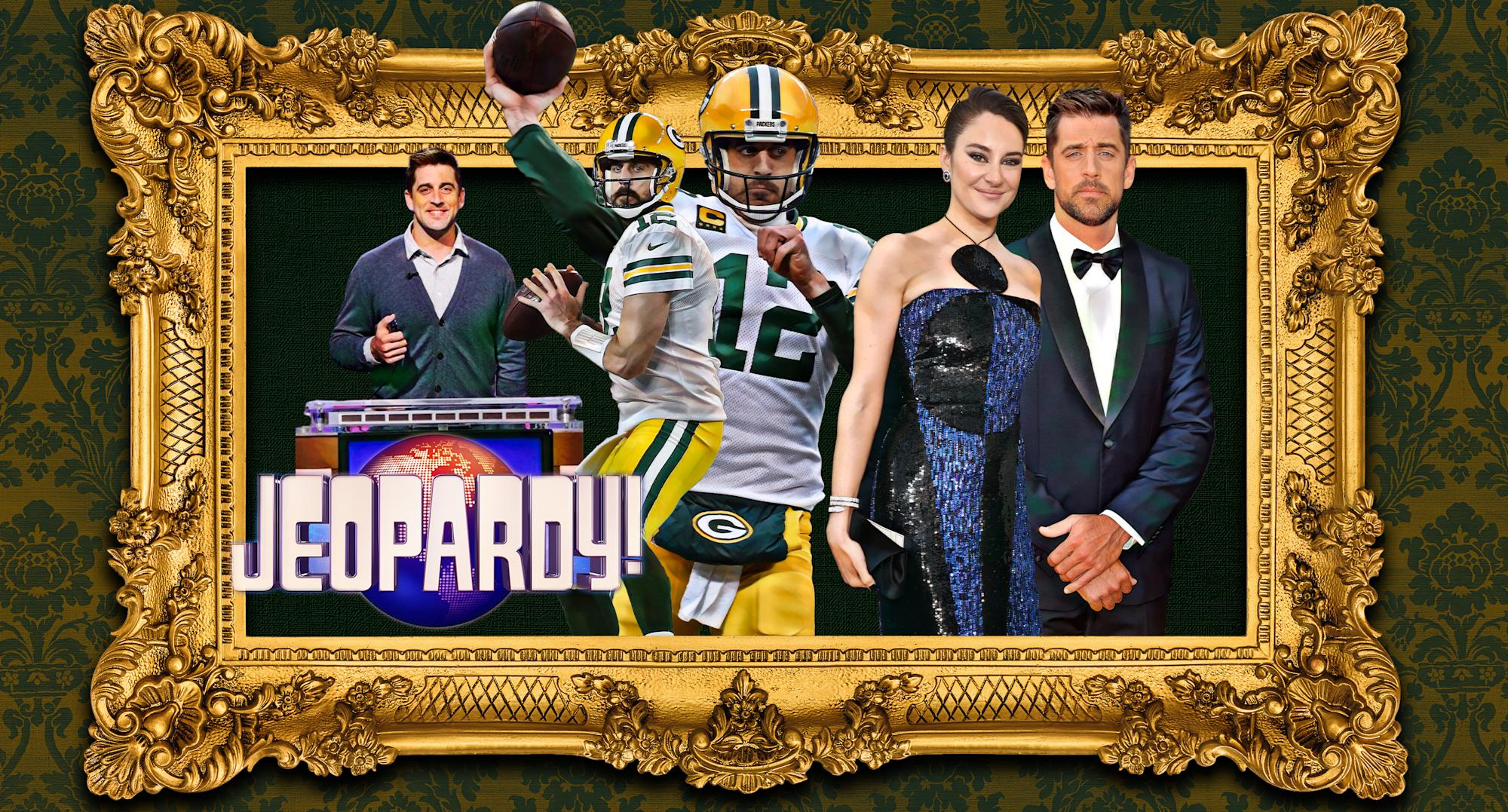 Aaron Rodgers, renaissance man: QB is expanding beyond the game - Yahoo Sports