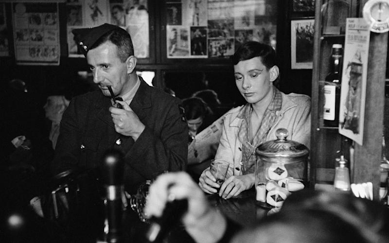 The French House has welcomed the likes of Dylan Thomas, Francis Bacon, Lucien Freud and Charles de Gaulle - 2008 Getty Images