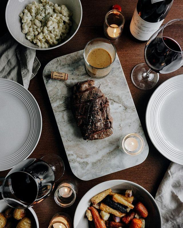 """<p>If you were lucky enough to escape a lockdown birthday back in 2020, we're guessing you've got one coming up prettty soon 😥.</p><p>Here's an idea: order in a mega steak feast from Home-X. That's the meal delivery service from the people behind Six by Nico, if you didn't know already. </p><p>The Chateaubriand box (soz, vegans, look away) is life changing and comes with a fillet of beef for two, sides like mac & cheese and roasted veg, plus a bottle of beaut red wine. If you don't do meat at all, there's a great cheese box or a slap-up eight-course vegan tasting option to choose from.</p><p>Prices start from £55 and we suggest getting your orders in quick before a special occasion, because dates sell out fast.</p><p><a class=""""link rapid-noclick-resp"""" href=""""https://home-x.com/"""" rel=""""nofollow noopener"""" target=""""_blank"""" data-ylk=""""slk:SHOP HERE"""">SHOP HERE </a></p><p><a href=""""https://www.instagram.com/p/CIWnC8GKbq6/?utm_source=ig_embed&utm_campaign=loading"""" rel=""""nofollow noopener"""" target=""""_blank"""" data-ylk=""""slk:See the original post on Instagram"""" class=""""link rapid-noclick-resp"""">See the original post on Instagram</a></p>"""