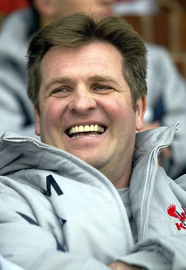 Jan Molby served as manager of Kidderminster (Nick Potts/PA).