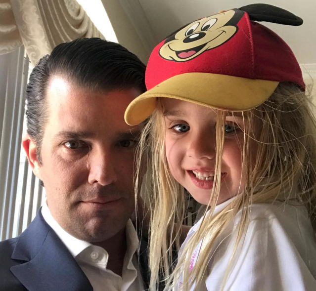 Photo: Instagram/donaldtrumpjr
