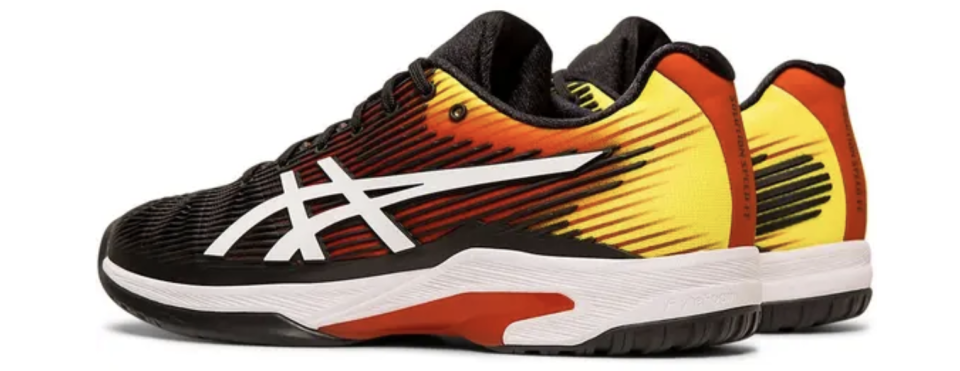 Solution speed FF, Tennis, S$153.30 (was S$219). PHOTO: ASICS