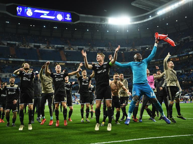 Real Madrid vs Ajax result: Champions League holders crash out after shock 4-1 defeat