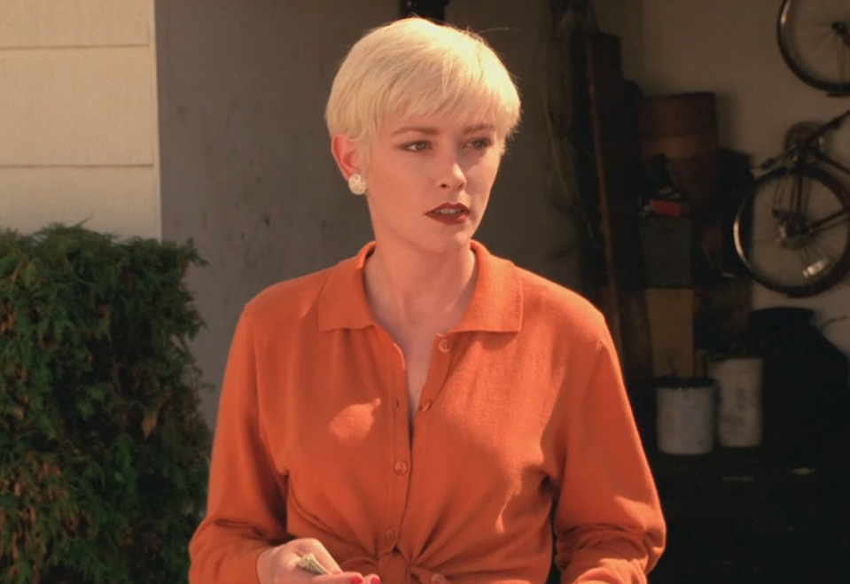The late actress appeared in Twin Peaks: Fire Walk With Me
