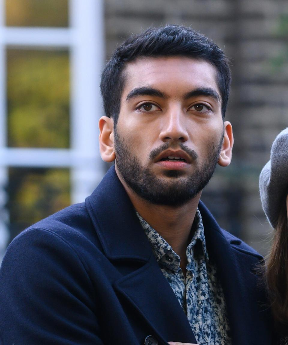 """<h2>Nabhaan Rizwan Plays Rory</h2><br>Rory is a colleague of Ellie's, who joins her in her search for the subjects of the letters.<br><br>Nabhaan Rizwan plays Rory. The actor previously appeared in the British TV series <em>Informer</em> and <em>The Accident</em>, and <a href=""""https://www.refinery29.com/en-gb/2019/12/9102763/1917-war-movie-based-on-true-story-british-soldiers"""" rel=""""nofollow noopener"""" target=""""_blank"""" data-ylk=""""slk:the film"""" class=""""link rapid-noclick-resp"""">the film </a><em><a href=""""https://www.refinery29.com/en-gb/2019/12/9102763/1917-war-movie-based-on-true-story-british-soldiers"""" rel=""""nofollow noopener"""" target=""""_blank"""" data-ylk=""""slk:1917"""" class=""""link rapid-noclick-resp"""">1917</a></em><a href=""""https://www.refinery29.com/en-gb/2019/12/9102763/1917-war-movie-based-on-true-story-british-soldiers"""" rel=""""nofollow noopener"""" target=""""_blank"""" data-ylk=""""slk:."""" class=""""link rapid-noclick-resp"""">. </a><span class=""""copyright"""">Photo: Courtesy of Netflix.</span>"""