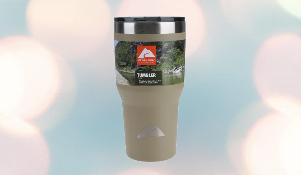 Pack this on your next hike. (Photo: Walmart)