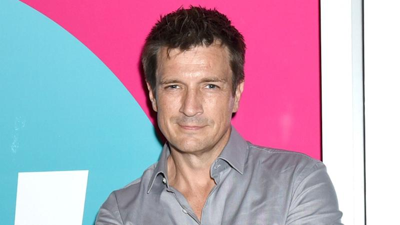 'Castle' Star Nathan Fillion Calls New Huge Back Tattoo a 'Poor Choice'