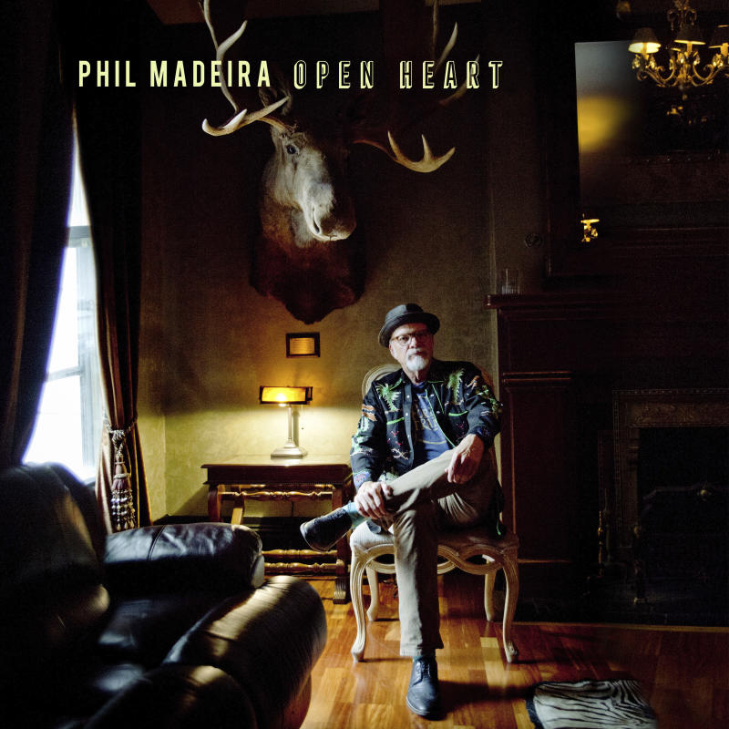 Music Review Phil Madeira