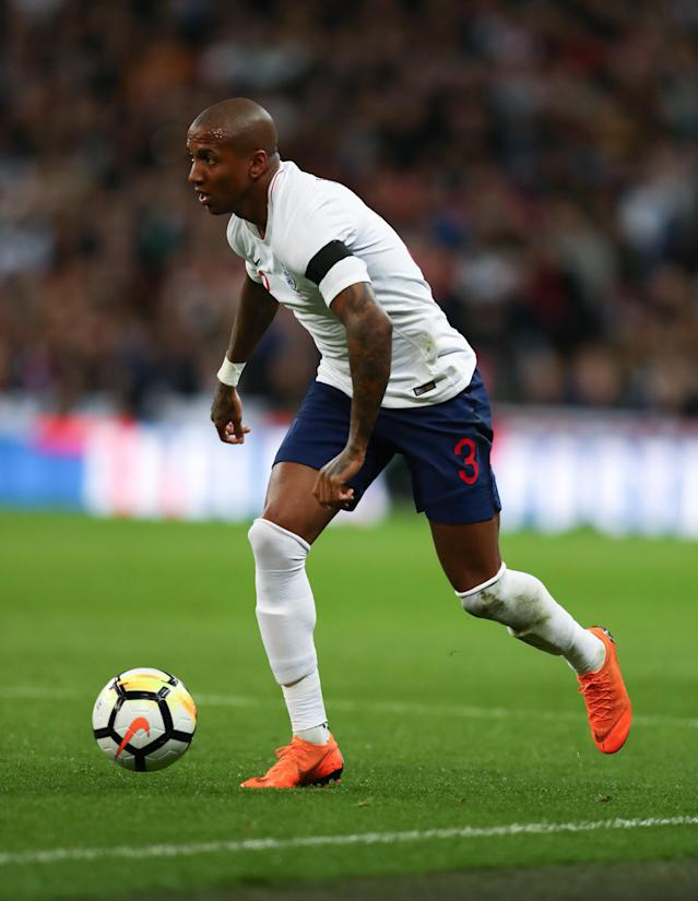 <p>Ashley Young<br> Age 32<br> Caps 33<br>Goals 7<br>Reappeared at Wembley for the November friendly against Brazil after a resurgence in form with United. Has followed Antonio Valencia's route from raiding winger to successfully-converted full-back with the Red Devils and is in peak physical condition.<br>Key stat: Waited over four years for his international recall, at the age of 32. </p>