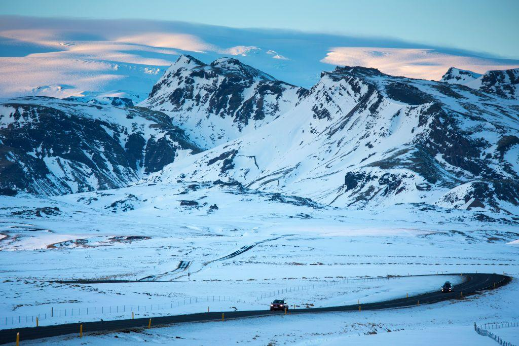 """<p><strong>Requirements:</strong> U.S. driver's license</p><p>There are paved roads in Iceland, but you're missing out if you stick to them. Iceland's otherworldly topography demands exploration in something with four-wheel-drive and lots of ground clearance (<a href=""""https://www.caranddriver.com/news/a15353767/rip-heavy-d-our-icelandic-ode-to-the-land-rover-defender/"""" target=""""_blank"""">may we suggest a Land Rover</a>?). It's easy to rent just the truck you'll need to follow the myriad rocky roads and dry riverbeds across the small island, and you can have a great time traversing river crossings to witness waterfalls, glaciers, hot springs, and volcanoes. You will seldom come across another traveler, yet there is a strange sense of safety on the island that'll keep you plodding along.</p>"""