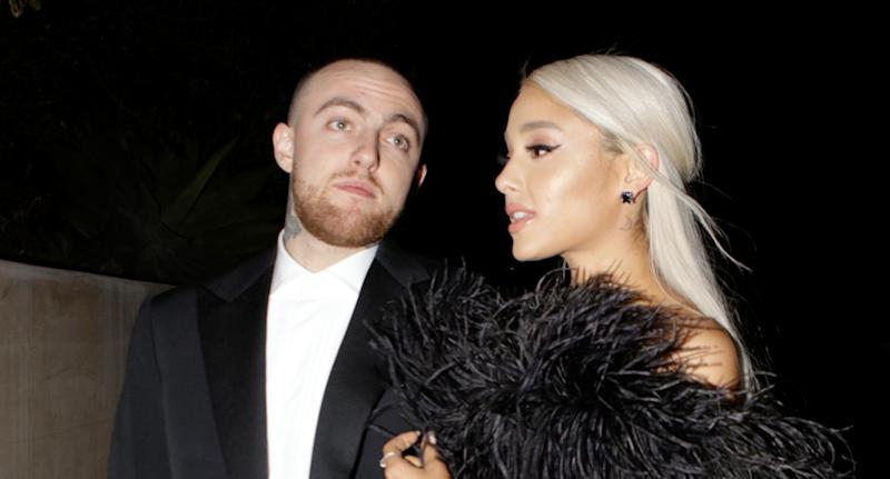 Ariana Grande disables Instagram comments after being blamed for Mac Miller's death