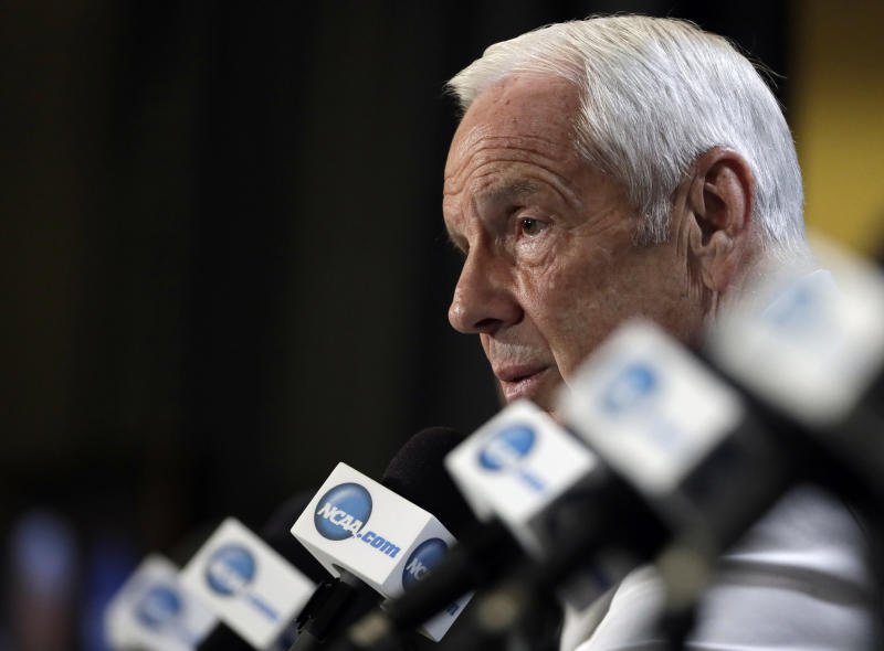 The Latest: Williams reiterates program did nothing wrong