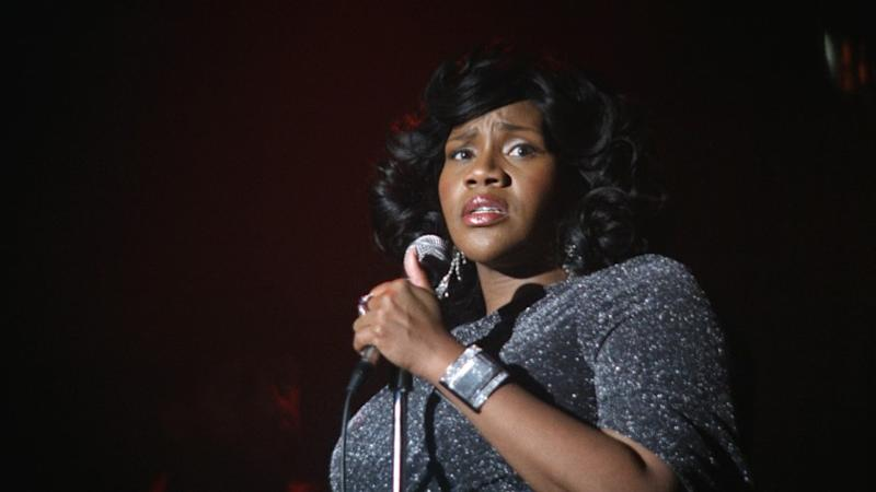 """Kelly Price in """"American Soul"""" on BET."""
