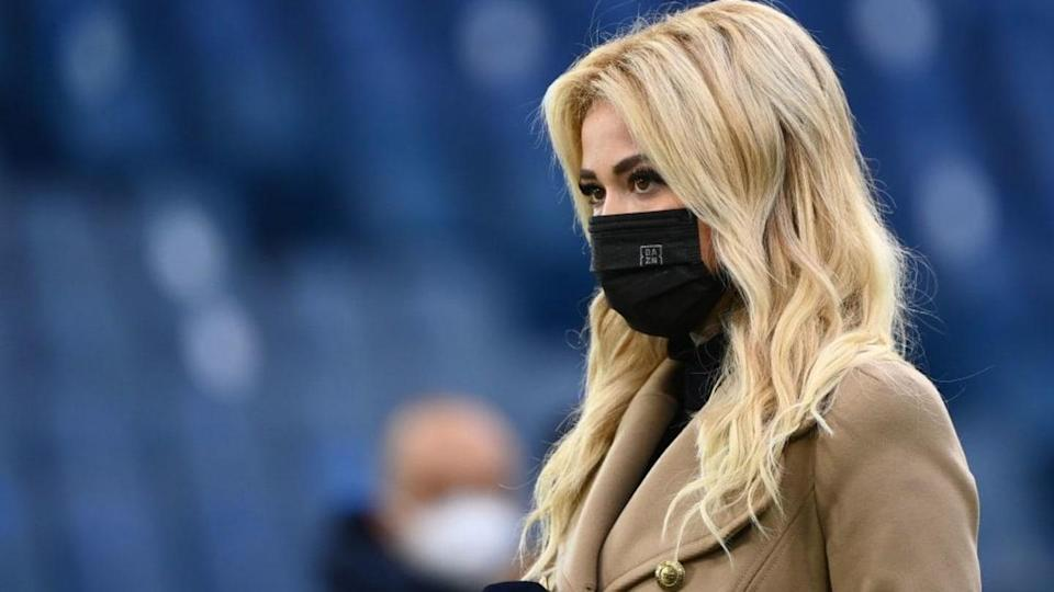 Diletta Leotta, DAZN | VINCENZO PINTO/Getty Images