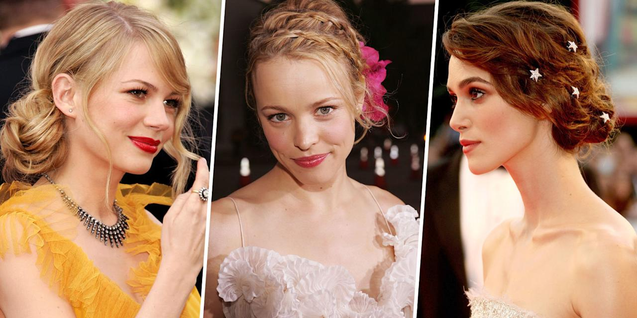 <p>Choosing the appropriate dress for a summer wedding is only half the battle—the hair and makeup situation is its own struggle. As we enter prime wedding season, <span>we've taken</span> some of the guesswork out of the preparation by rounding up some of the best red carpet hairstyles to wear at the ceremony, whether you're the guest or the blushing bride herself. </p>