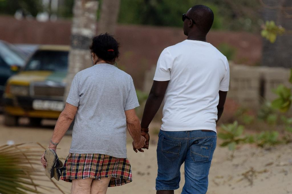 For decades, The Gambia has built a reputation as a haven for tourists willing to pay for sun, sand, sea... and sex. But its tourism board has ambitious plans to give this tiny west African nation a makeover. (AFP Photo/SEYLLOU)