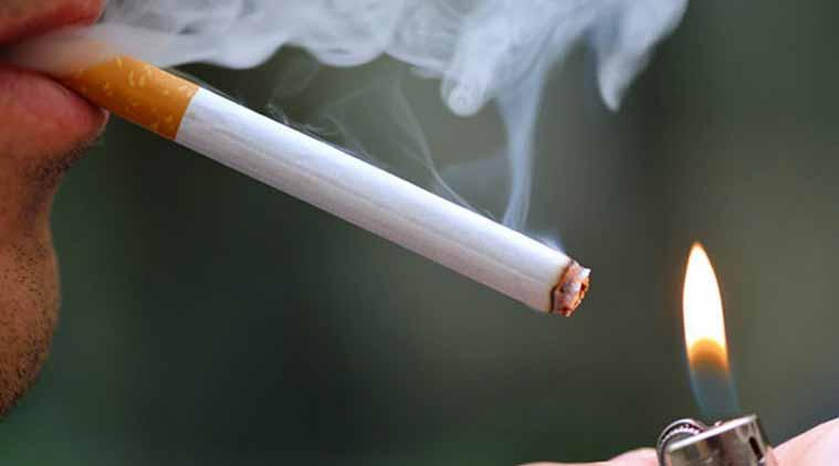 smoking, health effects of smoking, effects of tobacco consumption, indian express
