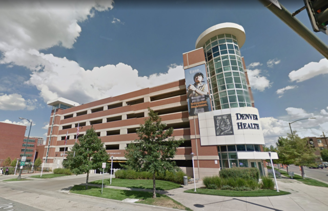 Denver Health Medical Center (Google Maps)