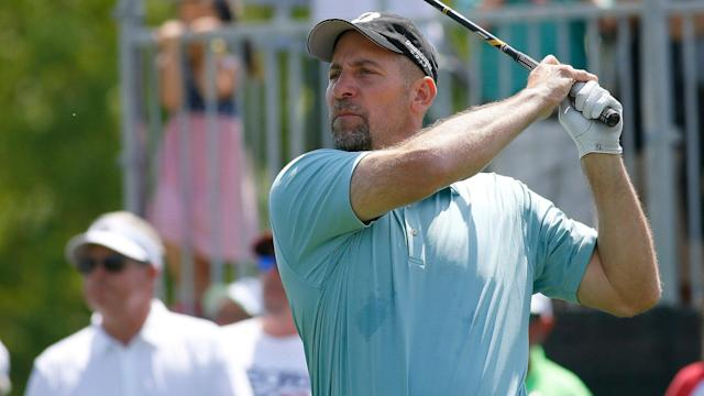 After qualifying for last year's U.S. Senior Open, Hall of Fame pitcher John Smoltz has accepted invites into three PGA Tour Champions events this season.