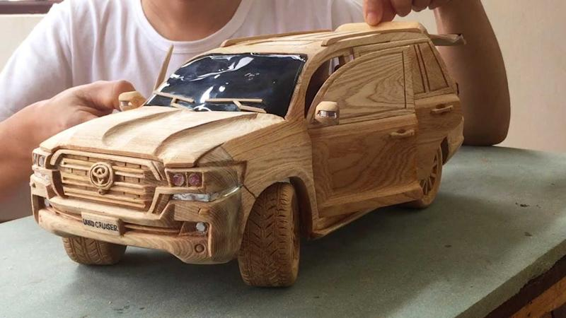 wood landcruiser feature photo