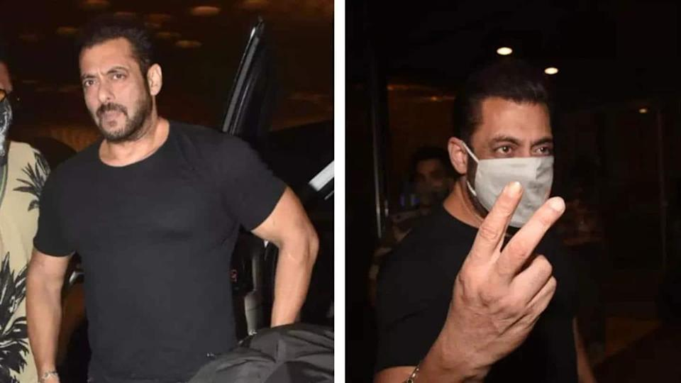 CISF officer who stopped Salman Khan lands in trouble