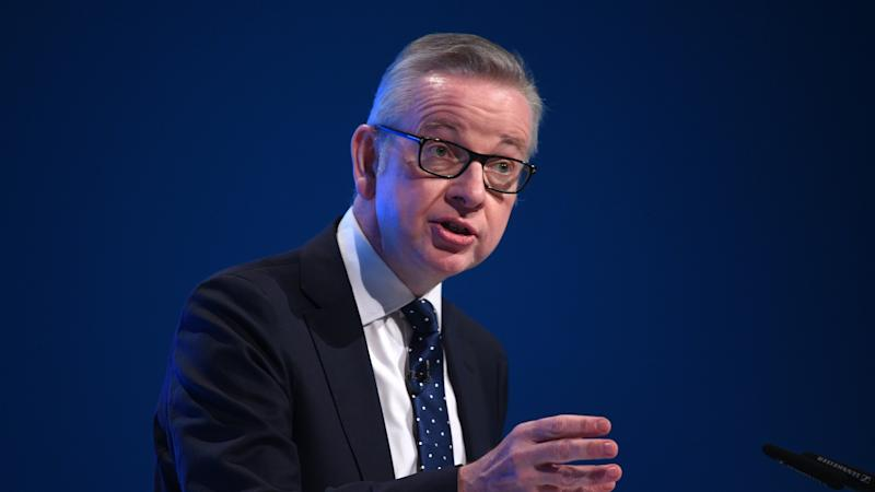 SNP might want no-deal Brexit, claims Michael Gove