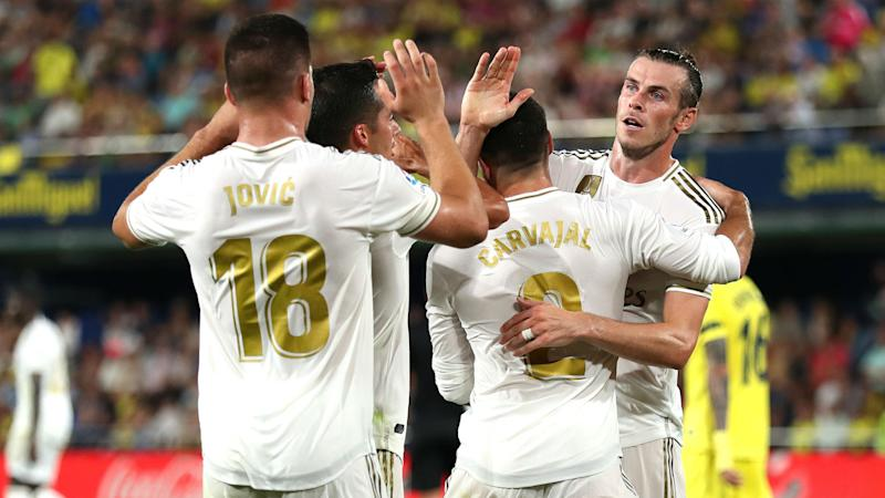 Real Madrid need to recover hunger for success, says president Perez