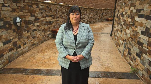 PHOTO: JoEtta Toppah is the assistant attorney general of the Muscogee Creek Nation in Oklahoma. (ABC News)
