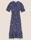 "<p><a class=""link rapid-noclick-resp"" href=""https://go.redirectingat.com?id=127X1599956&url=https%3A%2F%2Fwww.marksandspencer.com%2Ffloral-round-neck-midi-tea-dress%2Fp%2Fclp60507955%3Fcolor%3DNAVYMIX&sref=https%3A%2F%2Fwww.prima.co.uk%2Ffashion-and-beauty%2Ffashion-tips%2Fnews%2Fg29709%2Fwedding-guest-outfits%2F"" rel=""nofollow noopener"" target=""_blank"" data-ylk=""slk:SHOP NOW"">SHOP NOW</a><a href=""https://www.prima.co.uk/fashion-and-beauty/fashion-tips/a36128951/ghost-collaboration-at-marks-and-spencer/"" rel=""nofollow noopener"" target=""_blank"" data-ylk=""slk:"" class=""link rapid-noclick-resp""><br></a></p><p><a href=""https://www.prima.co.uk/fashion-and-beauty/fashion-tips/a36128951/ghost-collaboration-at-marks-and-spencer/"" rel=""nofollow noopener"" target=""_blank"" data-ylk=""slk:One of 15 designs from the new M&S X Ghost edit"" class=""link rapid-noclick-resp"">One of 15 designs from the new M&S X Ghost edit</a>, this tea dress is ultra pretty with its ruffled hem and puff sleeves. </p><p>Floral ruffle hem midi tea dress, £69, <a href=""https://www.marksandspencer.com/floral-round-neck-midi-tea-dress/p/clp60507955?color=NAVYMIX"" rel=""nofollow noopener"" target=""_blank"" data-ylk=""slk:Marks & Spencer X Ghost"" class=""link rapid-noclick-resp"">Marks & Spencer X Ghost</a></p>"