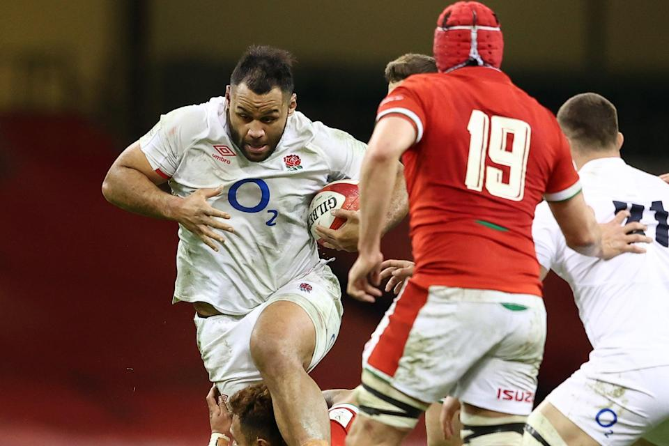 <p>Billy Vunipola was among England's improved performers against Wales</p> (Getty Images)