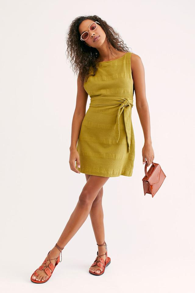 """<p>Snag this cool <a href=""""https://www.popsugar.com/buy/Zahara-Mini-Dress-553924?p_name=Zahara%20Mini%20Dress&retailer=freepeople.com&pid=553924&price=58&evar1=fab%3Aus&evar9=47279235&evar98=https%3A%2F%2Fwww.popsugar.com%2Ffashion%2Fphoto-gallery%2F47279235%2Fimage%2F47279341%2FZahara-Mini-Dress&list1=shopping%2Cfree%20people%2Cspring%2Cspring%20fashion%2Cfashion%20shopping&prop13=mobile&pdata=1"""" rel=""""nofollow"""" data-shoppable-link=""""1"""" target=""""_blank"""" class=""""ga-track"""" data-ga-category=""""Related"""" data-ga-label=""""https://www.freepeople.com/shop/zahara-mini-dress/?category=new-clothes&amp;color=030&amp;quantity=1&amp;type=REGULAR"""" data-ga-action=""""In-Line Links"""">Zahara Mini Dress</a> ($58) for your next vacation.</p>"""