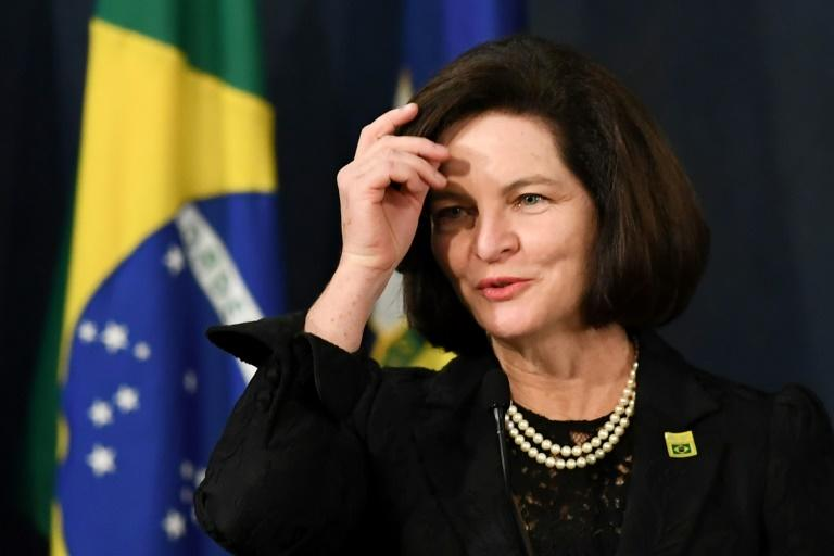 Raquel Dodge vowed that nobody would be 'above the law' after being sworn in as Brazil's new attorney general