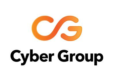 Cyber Group logo (PRNewsfoto/Cyber Group)