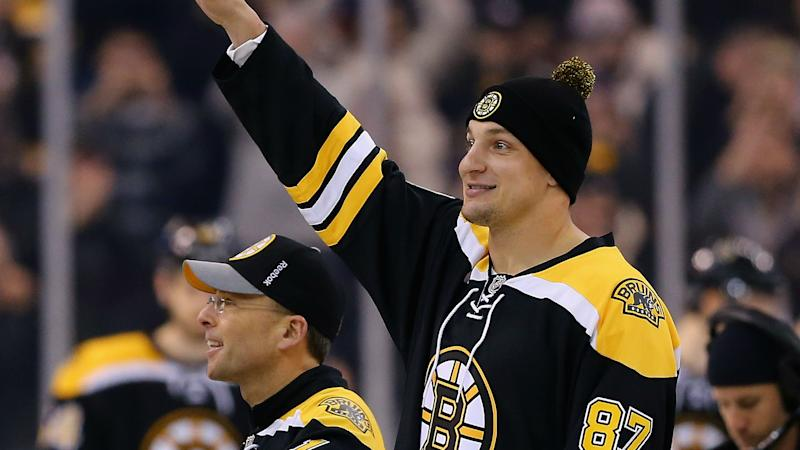Bruins Ride Momentum From Game 3 To A 2-1 Series Lead