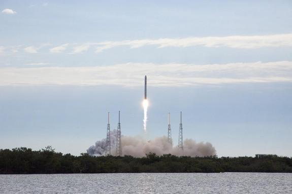 Coming Soon: SpaceX Rocket Launches from Texas Spaceport?