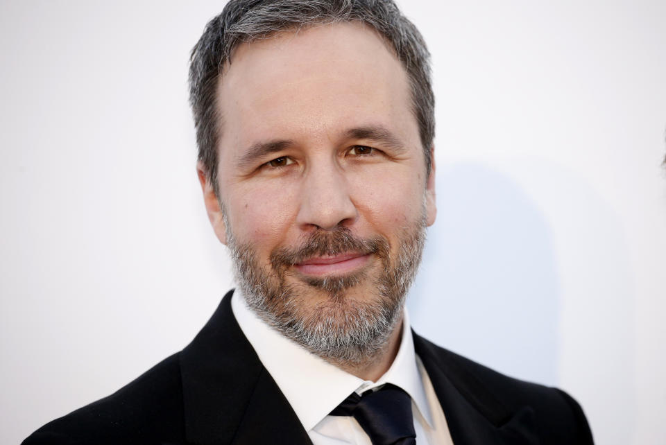 71st Cannes Film Festival - The amfAR's Cinema Against AIDS 2018 event - Arrivals - Antibes, France, May 17, 2018. Denis Villeneuve, member of the 71st Cannes Film Festival Jury poses. REUTERS/Stephane Mahe