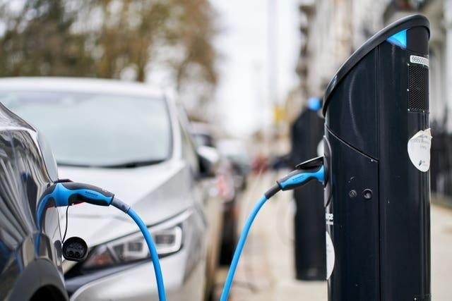 Electric Car Charging Stations – London