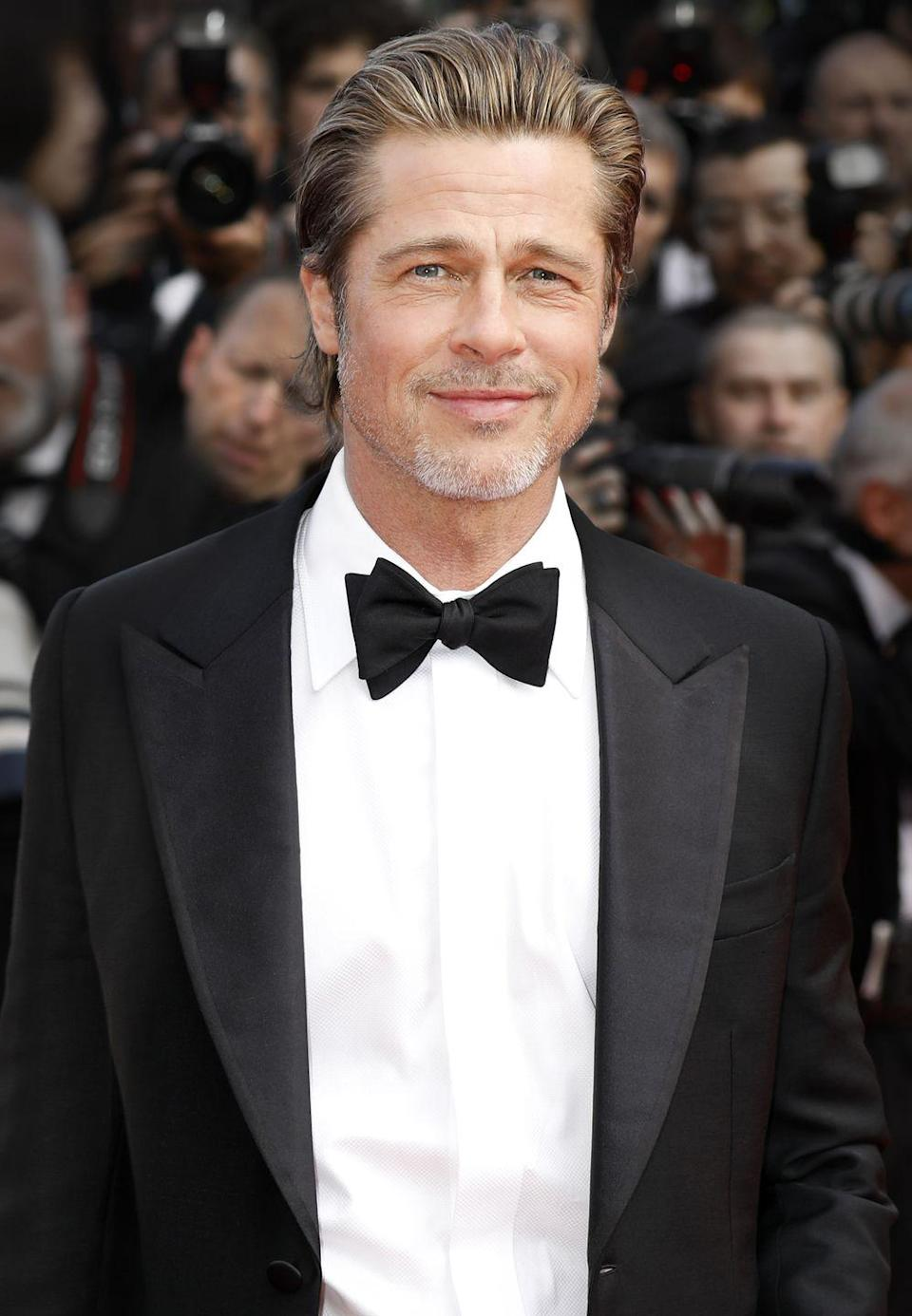 <p>Pitt is actually still basically on top of the world with a recent Academy Award win for Best Supporting Actor his role in <em>Once Upon A Time In Hollywood</em>. He's still has bustling career, which doesn't seem to be slowing down anytime soon. His Plan B production company also gave us films like <em>Moonlight</em>, <em>12 Years a Slave</em>, and other award winners.</p>