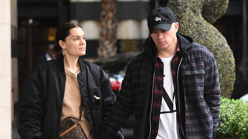 Jessie J and Channing Tatum Mark Their New Romance With a Subtle Fashion Statement