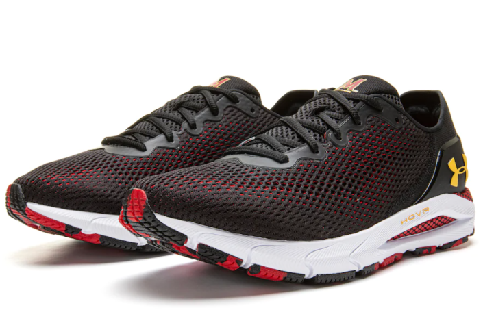 Terrapins Under Armour HOVR Sonic 4 Running Shoe