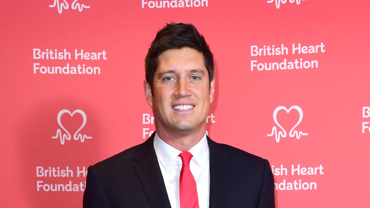Vernon Kay will now join the roster of guest presenters on 'This Morning'. (Ian West/PA Images via Getty Images)